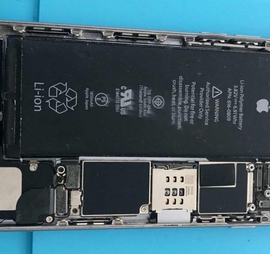 2 Démontage Ecran Smartphone