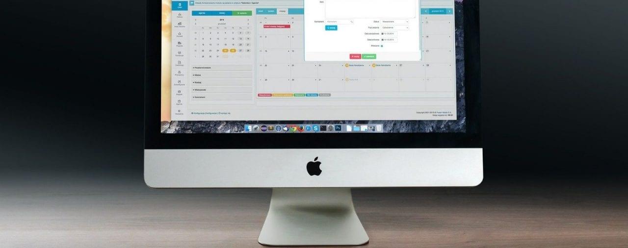 Dépoussiérage iMac