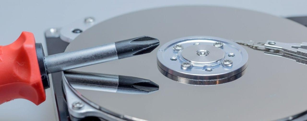 Comment changer un disque dur ?