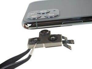 Remplacement caméras arrière Apple iPhone 11 Pro Max
