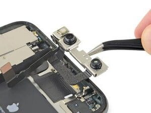 Remplacement caméras frontales Apple iPhone 11 Pro Max