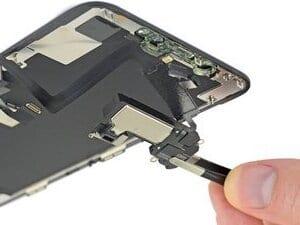 Remplacement haut-parleur interne et capteurs frontaux Apple iPhone 11 Pro Max