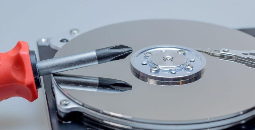Comment changer un disque dur
